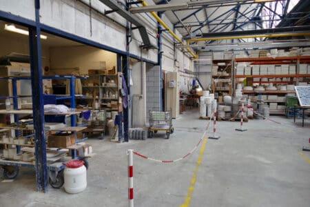 Herstellung Royal Delft