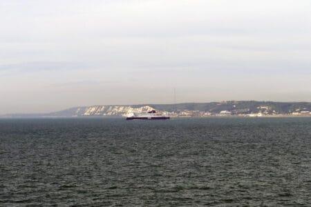 Fähre Calais - Dover