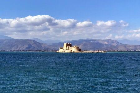 Nafplio Festung Bourtzi