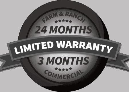 Limited Warranty - Farm, Ranch, & Commercial