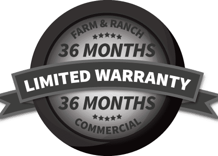 Limited Warranty - Farm, Ranch, & Commercial