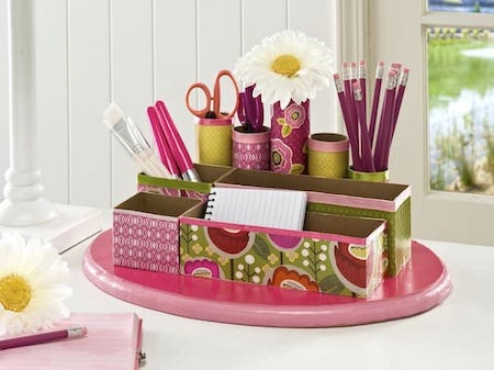 Organize Home Office Supplies