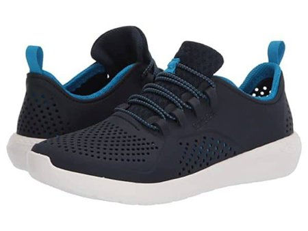 Crocs croslite pacer for kids is a true summer sneaker.