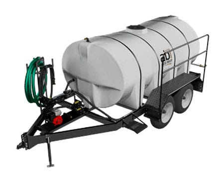 Water Trailer (500-1,600gal.)