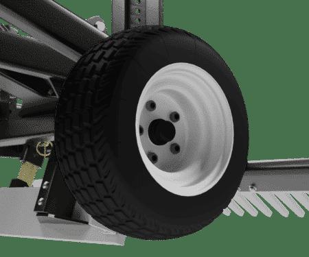 Depth & Crown Control Wheel