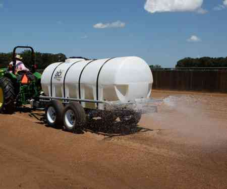 1000 Gallon Water Trailer