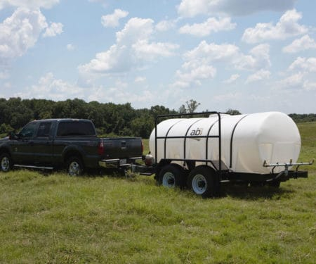 1600 Gallon Water Trailer