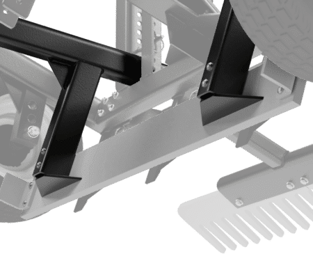 Self-Leveling Box Blade