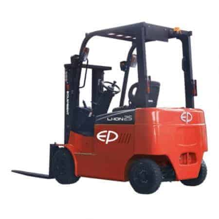 CPD25L2-B/S – 4 Wheel Electric