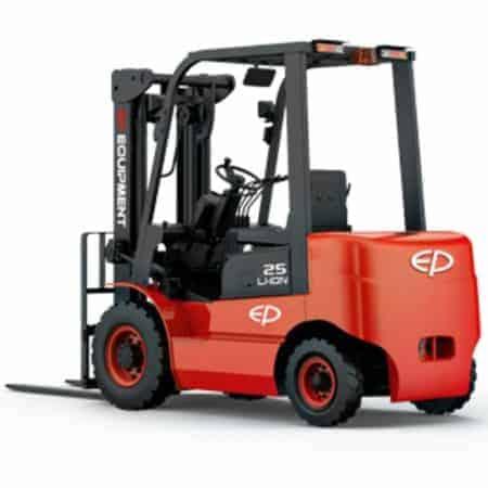 EFL252/302/352 – 4 Wheel Electric