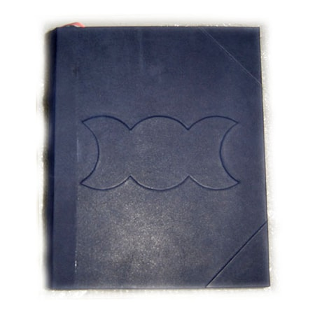 Triple Moon Book of Shadows