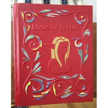 Elves Book of Spells