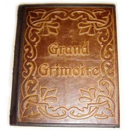 Grimoires, Grand Grimoires, Spell Books and Witchcraft Academy Textbooks