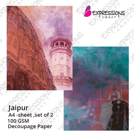 Buy decoupage paper online in India