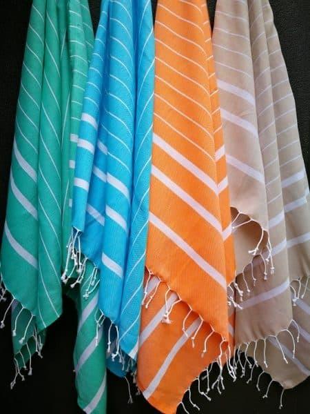 Turkish towel, beach towel, towel