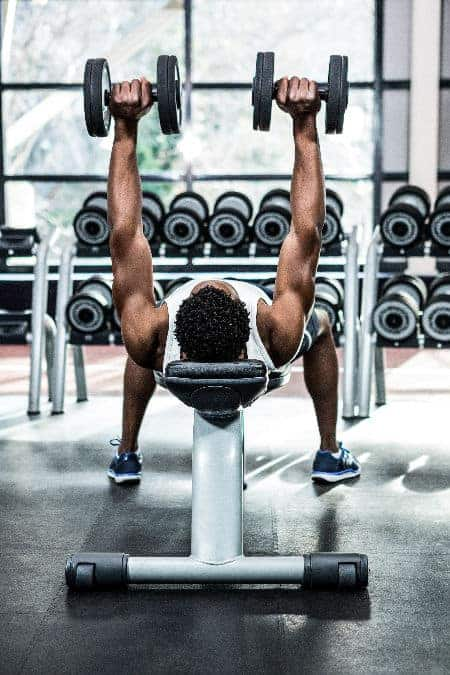 Setting Weight Lifting Goals