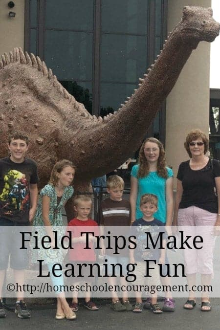 A good field trip is not just a trip that teaches, it is a trip that makes memories. AND makes learning fun! What will your next trip be?