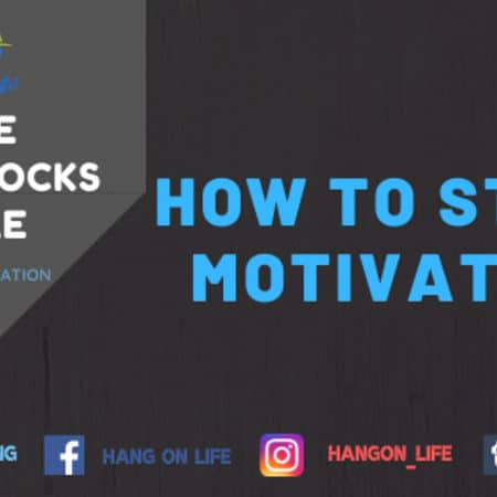 How to stay motivated for a longer period?