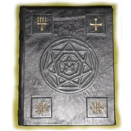 Ancient Occult Spell Books