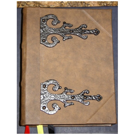 Merlin Grimoire Book of Shadows