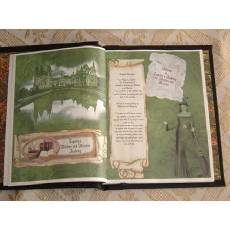 School of Witchcraft and Wizardry Academy Textbooks