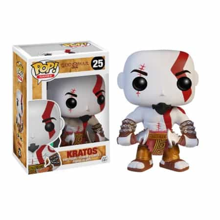 FUNKO POP GOD OF WAR 3
