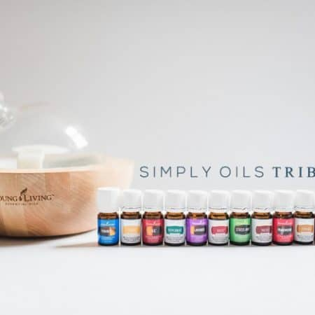 Essential Oils with Simply Designing