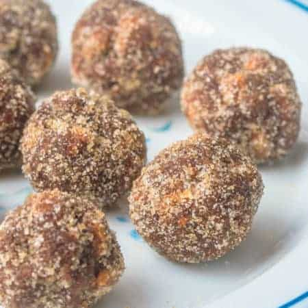 Delicious tamarind candy balls