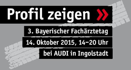 Logo 3. Bayerischer Fachärztetag