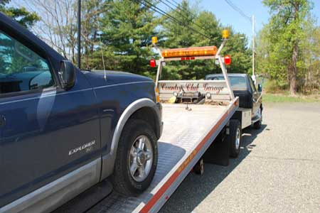 Towing Service in CT