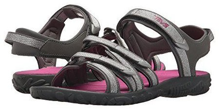 Teva tirra are extremely sport sandals in colors girls will love
