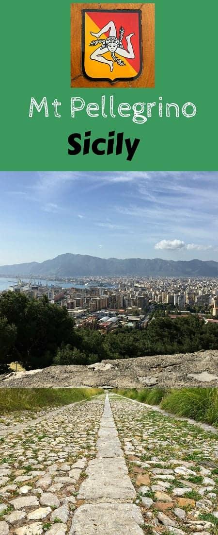 Mount Pellegrino Sicily Hike