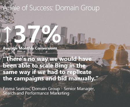Domain Group Case Study