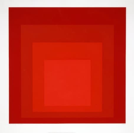 Homage to the Square, Monochrome, Joseph Albers