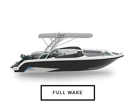 Sealver 656 Full Wake