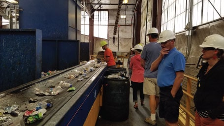 recycling tour vail valley