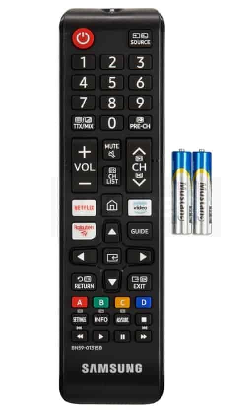 Mando a distancia Samsung 32T4305 Smart TV