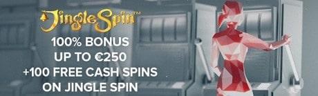 Legolas Casino 100 free spins on NetEnt slot machines