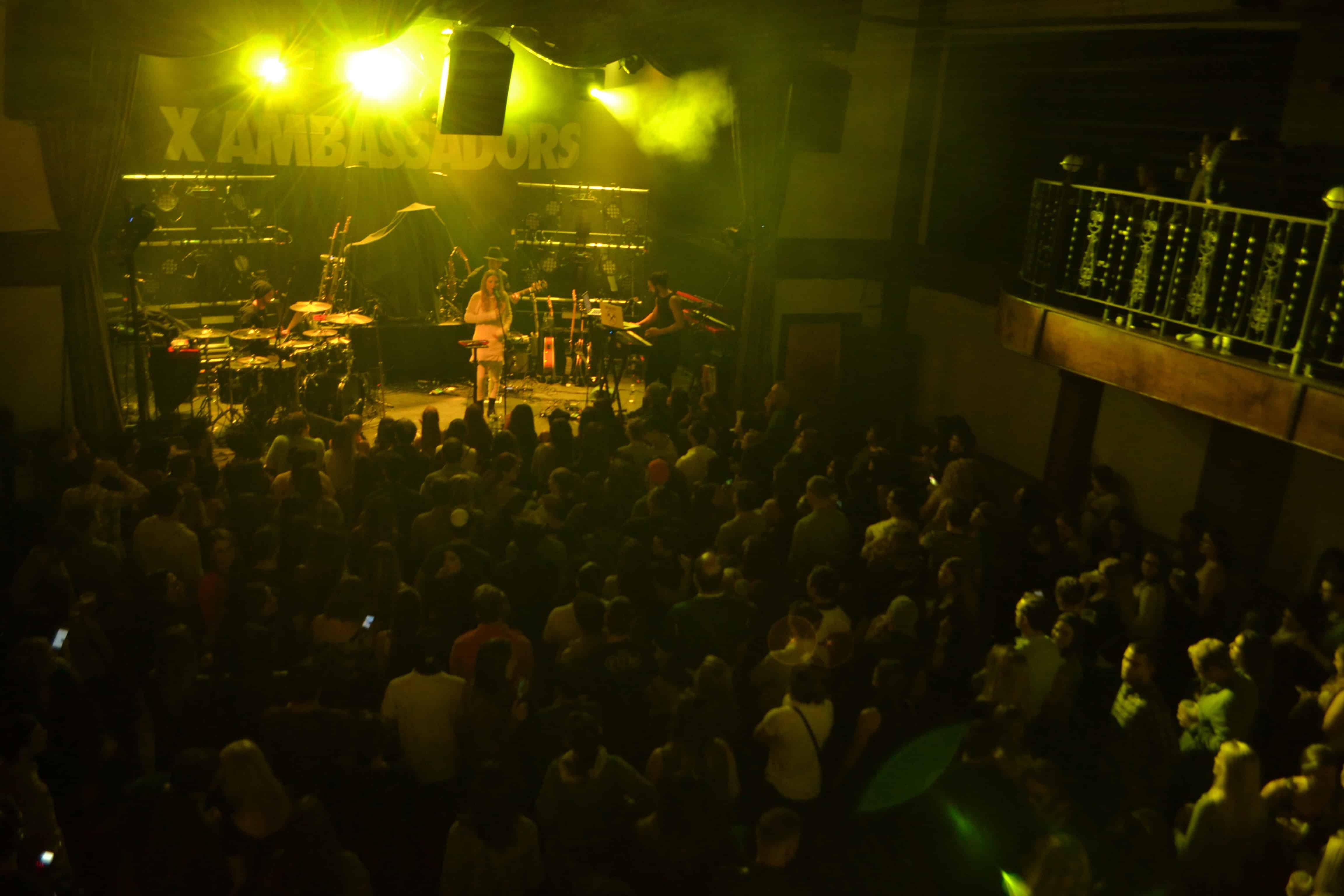 Skylar Grey @ Bowery Ballroom, NY 10/22/2015