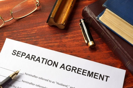 Separation Agreement Help