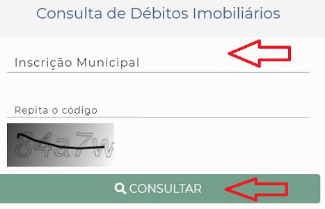 Consulta IPTU Campo Grande MS