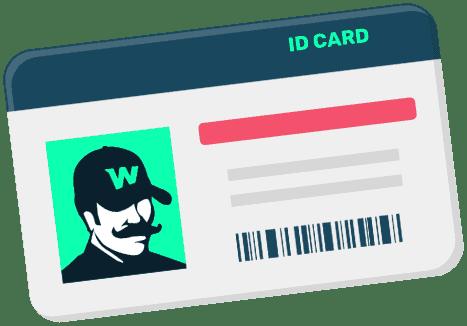 Wallacebet Casino ID Card