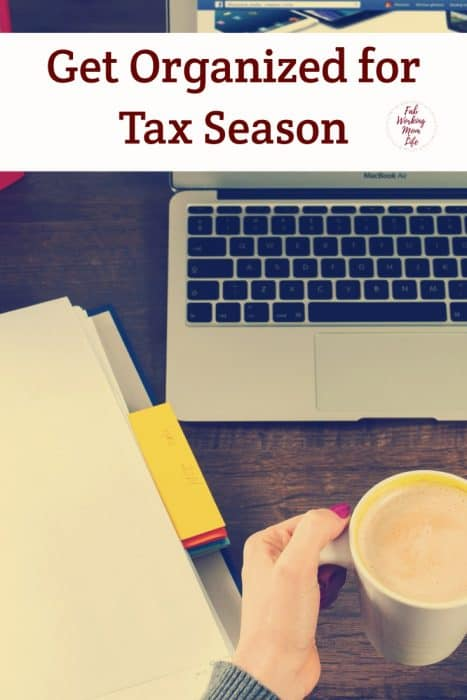 What documents do you need to gather for your tax return? Get Organized for Tax Season #incometax #budget #taxes #finances