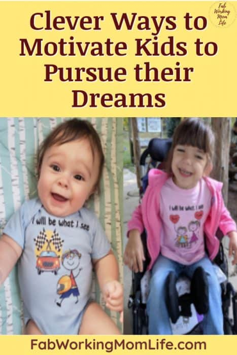 Clever Ways to Encourage Children to Pursue their Dreams