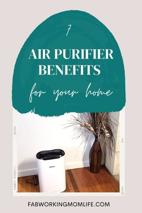 Air Purifier Benefits