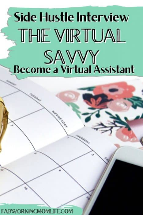 Side Hustle Interview The Virtual Savvy