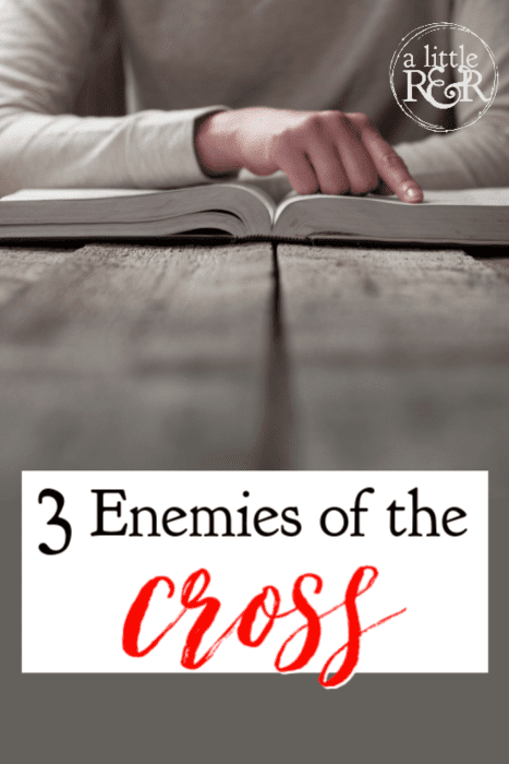 Paul gives 3 enemies of the cross who are headed to destruction. Here is why he labeled them enemies and why it's important to us today. #Alittlerandr #onlineBiblestudy #hedonism #meditation #deconversion #exvangelical #lgbtq