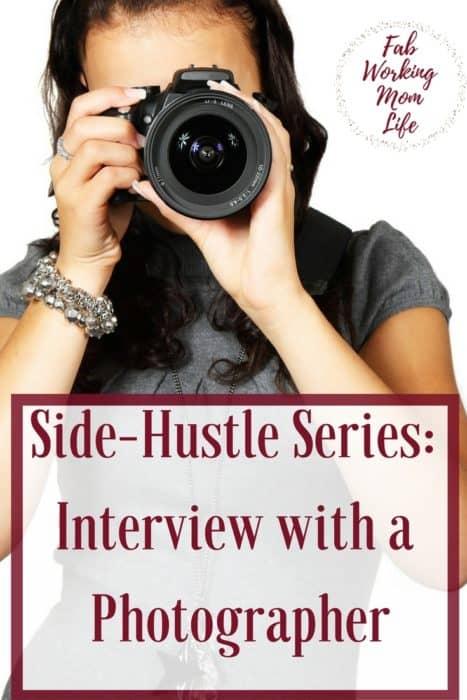 Side Hustle Series - Interview with Photographer Matthew David Parker