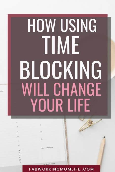 how time blocking will change your life
