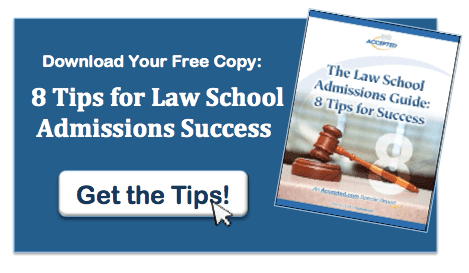 8 Tips for Law School Admissions - Download your free guide today!